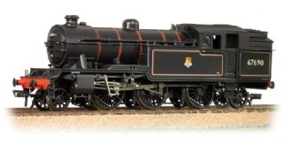 Bachmann 31-615 Class V3 2-6-2T 67690 in BR lined black with early emblem